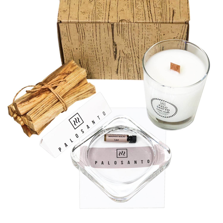 подарочные наборы со свечой