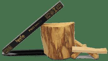 благовоние Ispalla из пало санто дерево (пенек)